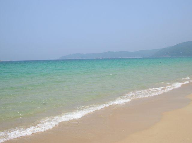 Море. о. Хайнань