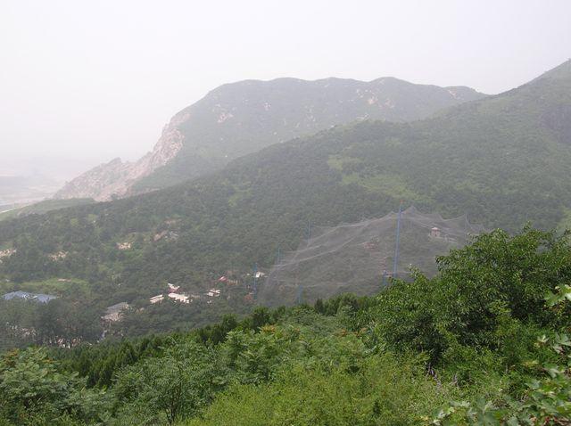 Парк птиц провинции Хэбэй. Вид сверху