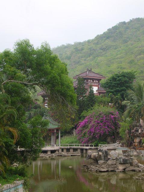 Парк Наньшань. Хайнань