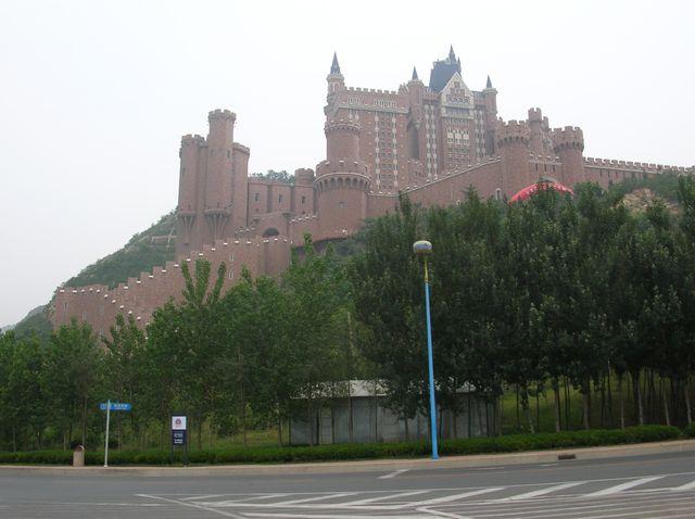 Музей ракушек. Город Далянь.