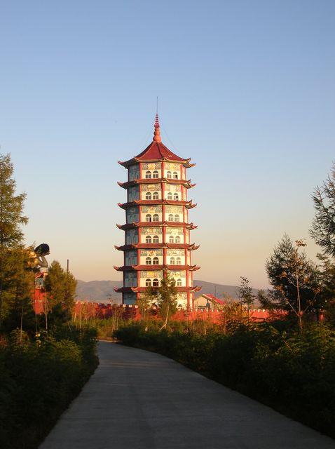 Пагода в Хуньчуне