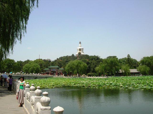 Белая Пагода. Пекин