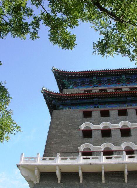 Фрагмент Башни Лучников. Пекин
