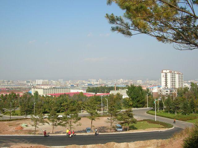 Город Яньцзи