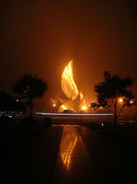 Олимпийский парк. Бэйдайхе