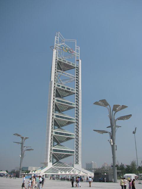 Олимпийская Башня. Пекин