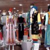 Международная выставка национальных костюмов в Даляне