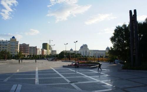 Центральная площадь. Хэйхэ