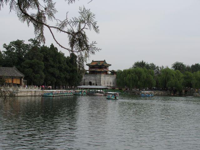 Павильон Процветание культуры (Вэньчан). Пекин
