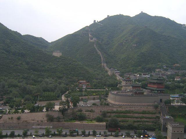 Великая китайская стена. Город Пекин