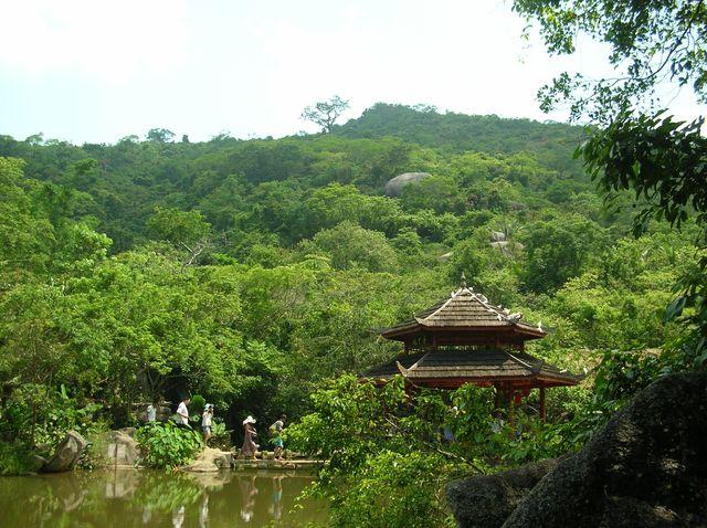 Парк Ялонг о. Хайнань