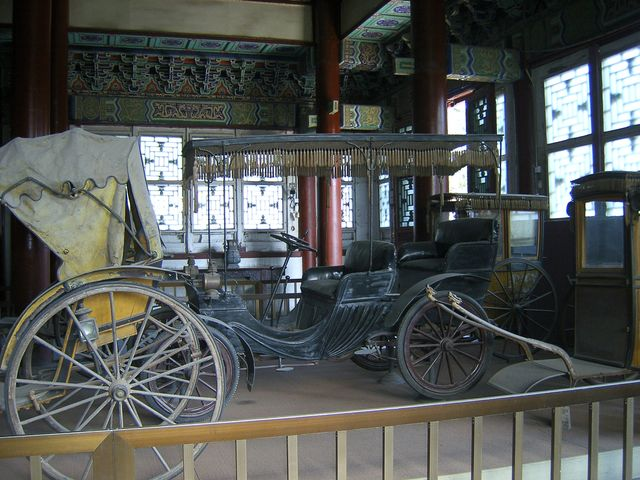 Автомобиль императрицы Цыси