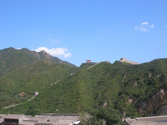 Великая китайская стена возле Пекина