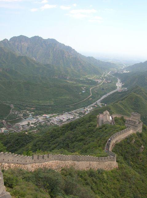 Великая китайская стена. Участок Цзюйюнгуань