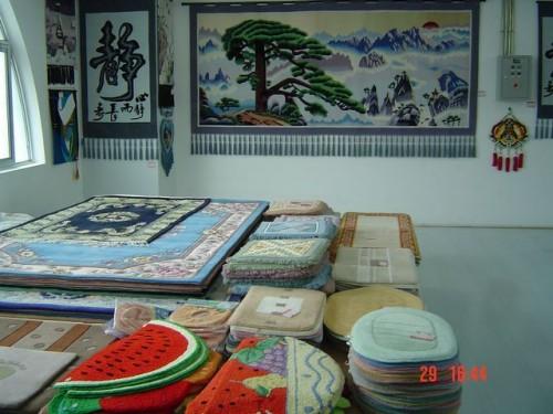 Магазин ковров в Вэйхае