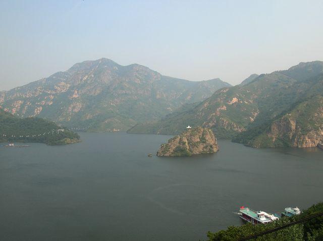 Озеро Янсай. Бэйдайхэ