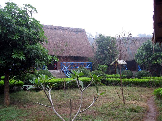 Национальная деревня возле города Бэйхай