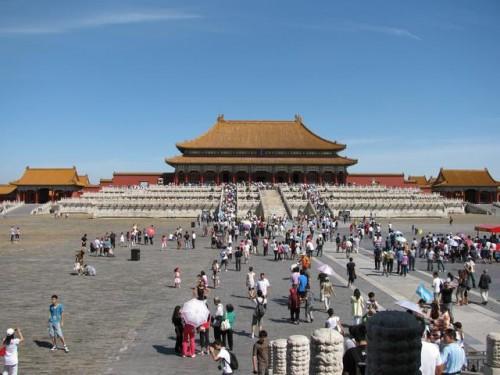 Зал Высшей гармонии в Императорском дворце