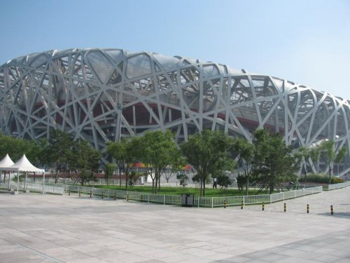 Национальный стадион Птичье гнездо