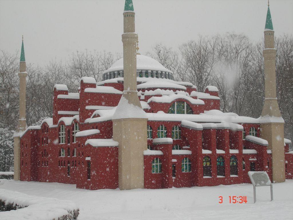 Собор Святой Софии. Парк Мира. Пекин