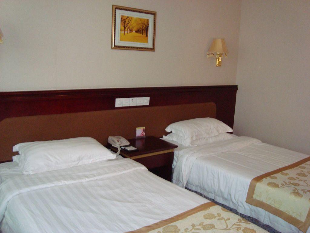 Спальные места в гостинице. Вэйхай