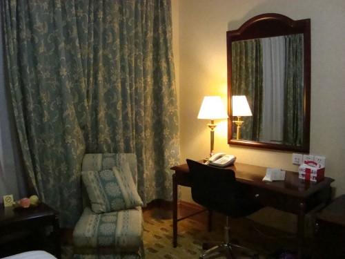 В номере отеля Golden Bay