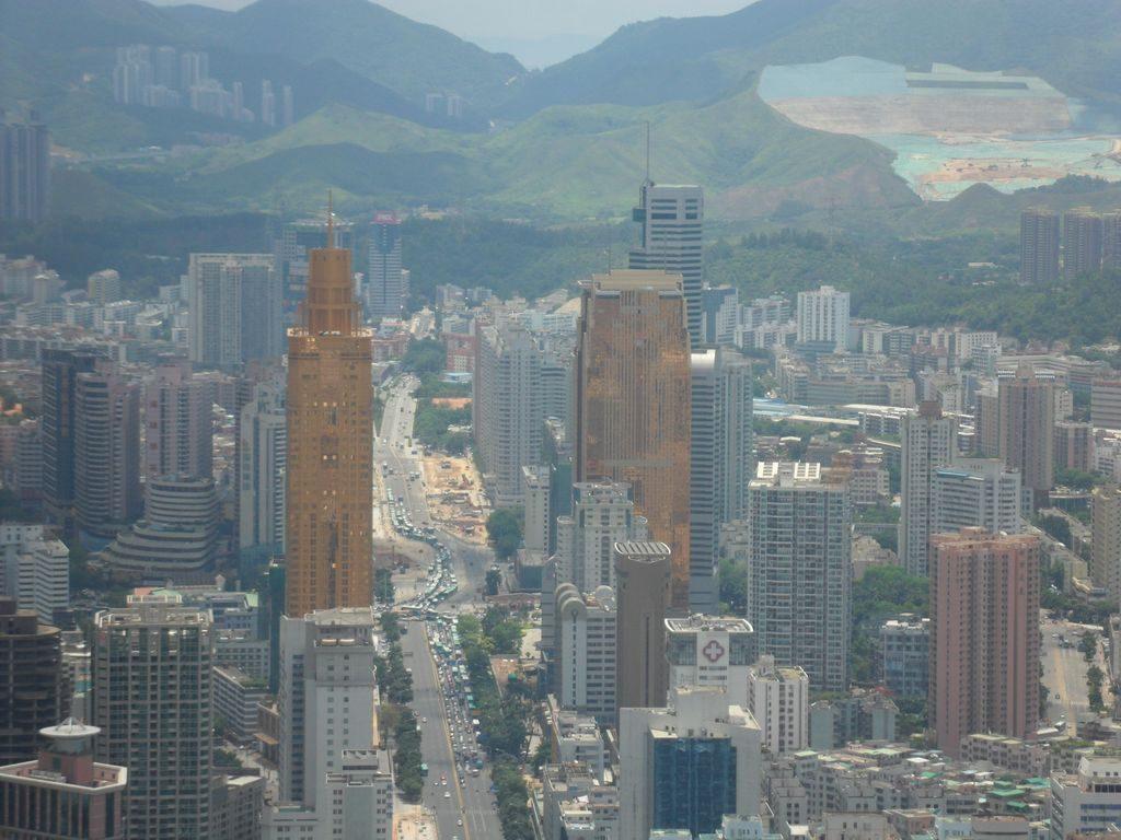 Город Шеньчжень
