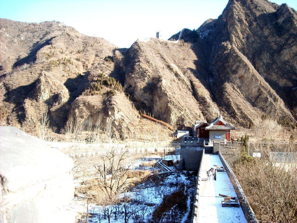 Великая Китайская стена Хуанъягуань. Тяньцзинь