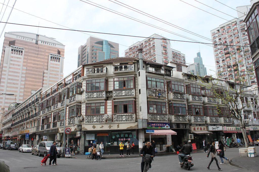 Перекресток. Шанхай