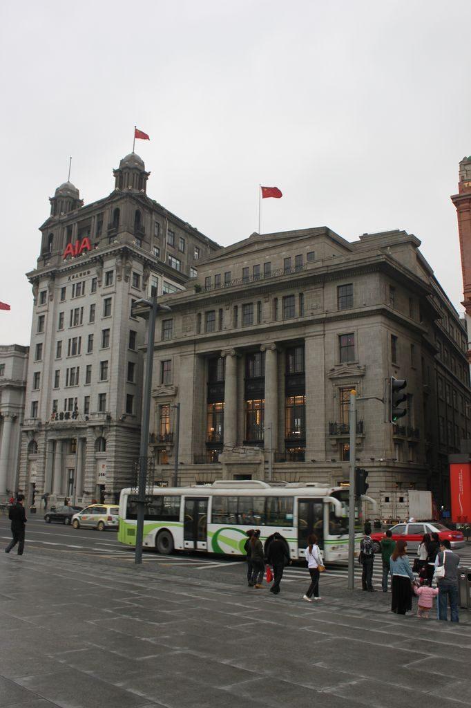 Улицы Шанхая