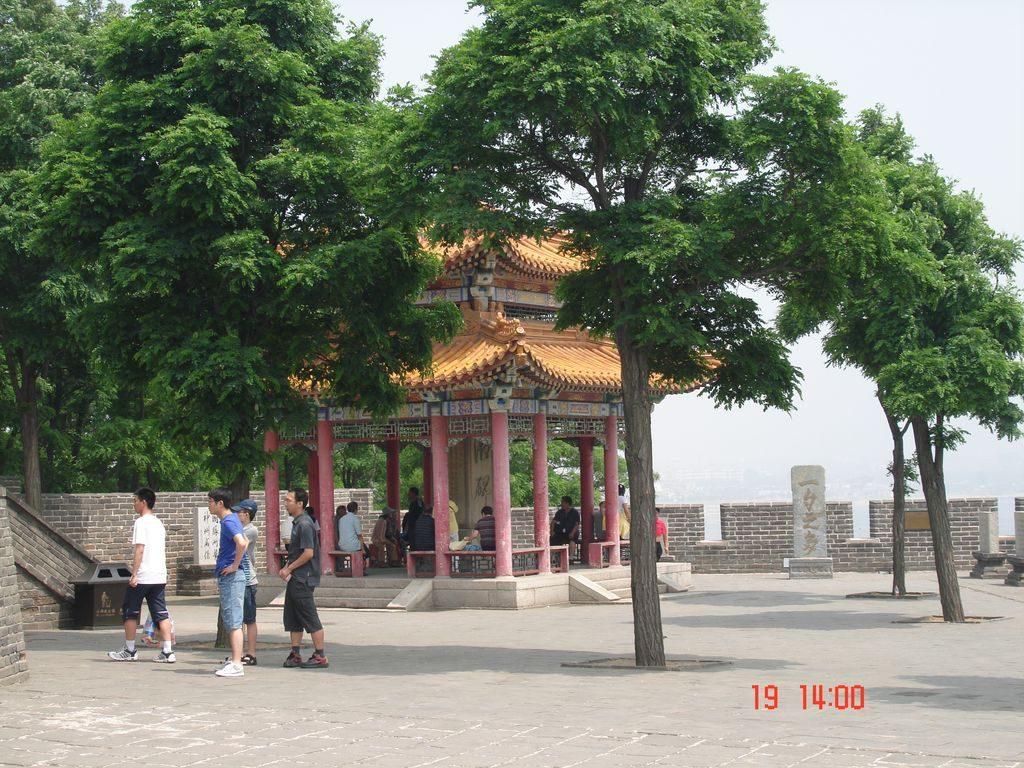 Беседка для отдыха. Китай