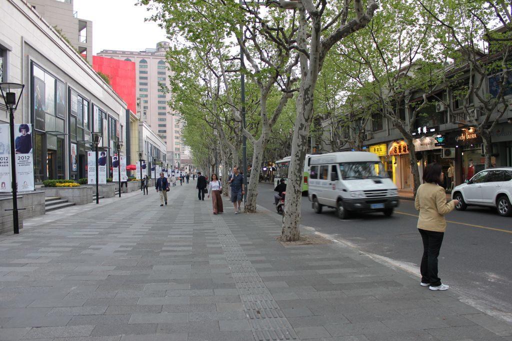 Французский квартал Шанхая