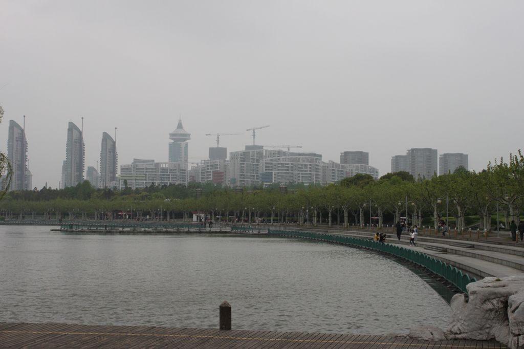 Парк века. Шанхай
