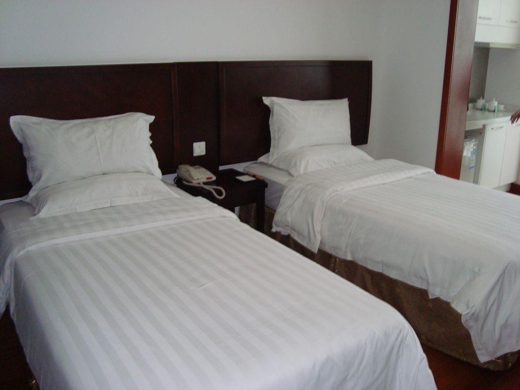 Номер гостиницы Пейзаж моря в Вэйхае