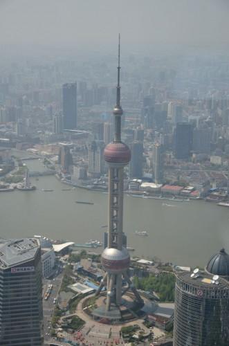 Восточная жемчужина Шанхая