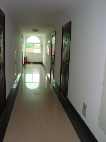 Апартаменты - общий коридор, г. Вэйхай