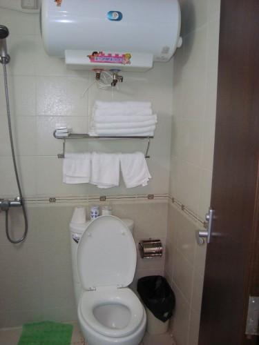 Ванная комната, Апартаменты, г. Вэйхай