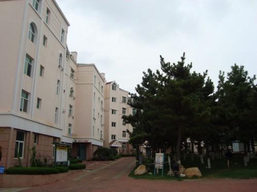 Здание Апартаментов в городе Вэйхай