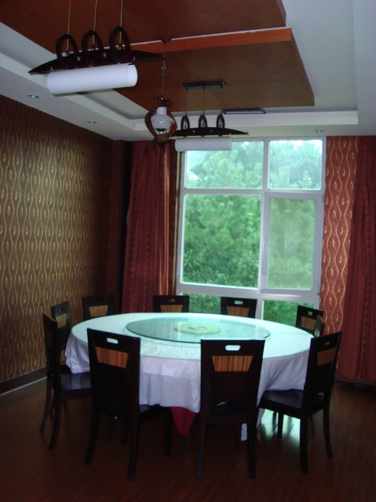 Комната для обеда. Гостиница Апартаменты