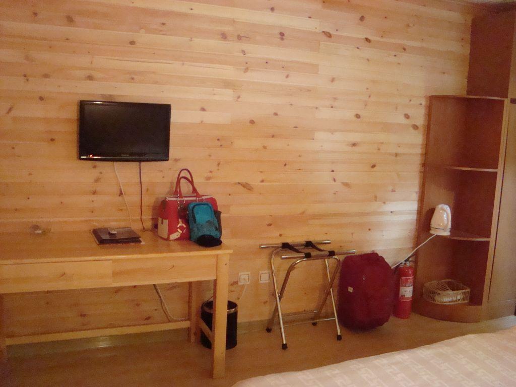 Отель DA RU SHAN, комната