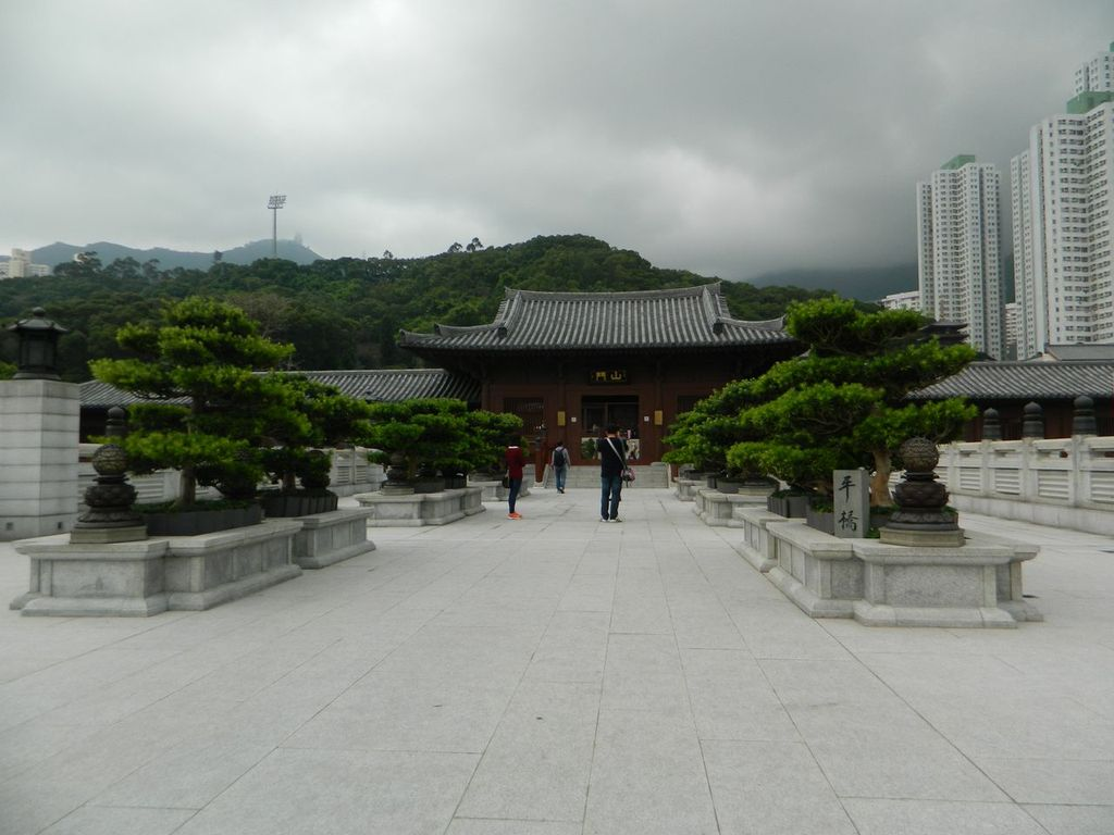 Женский монастырь Чилинь, Гонконг