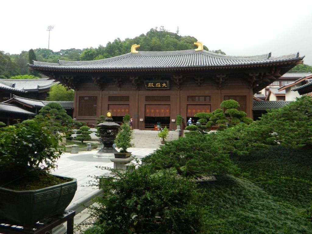Буддийский храмовый комплекс Чилинь, Гонконг