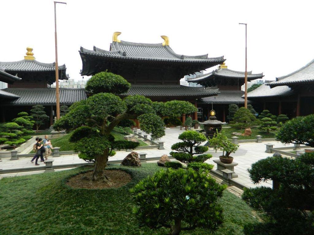 Буддистский монастырь Чилинь, Гонконг
