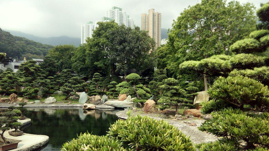 Сад Нан Лиан, Гонконг