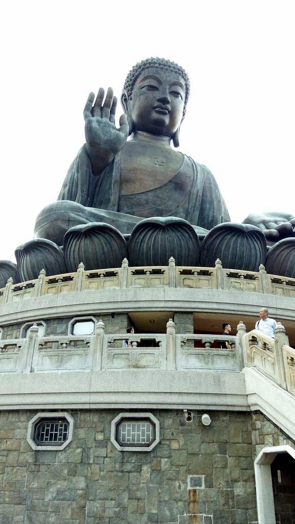 Большой Будда, Гонконг