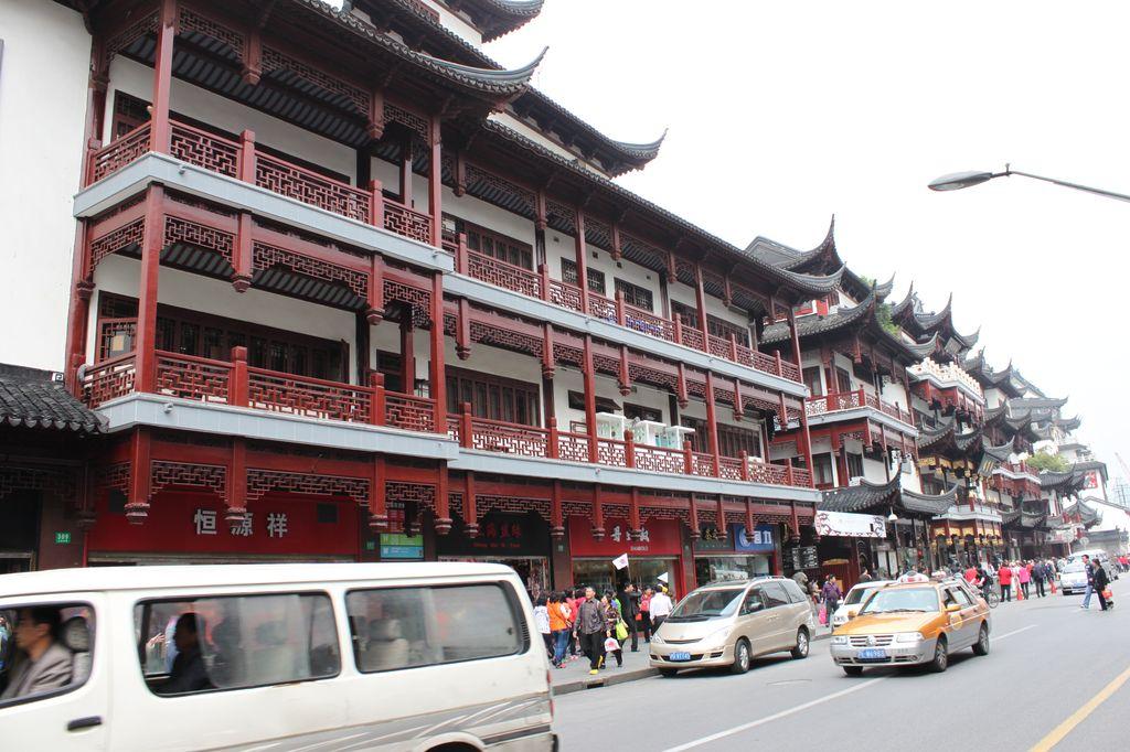 Улица Фанбинь, Шанхай