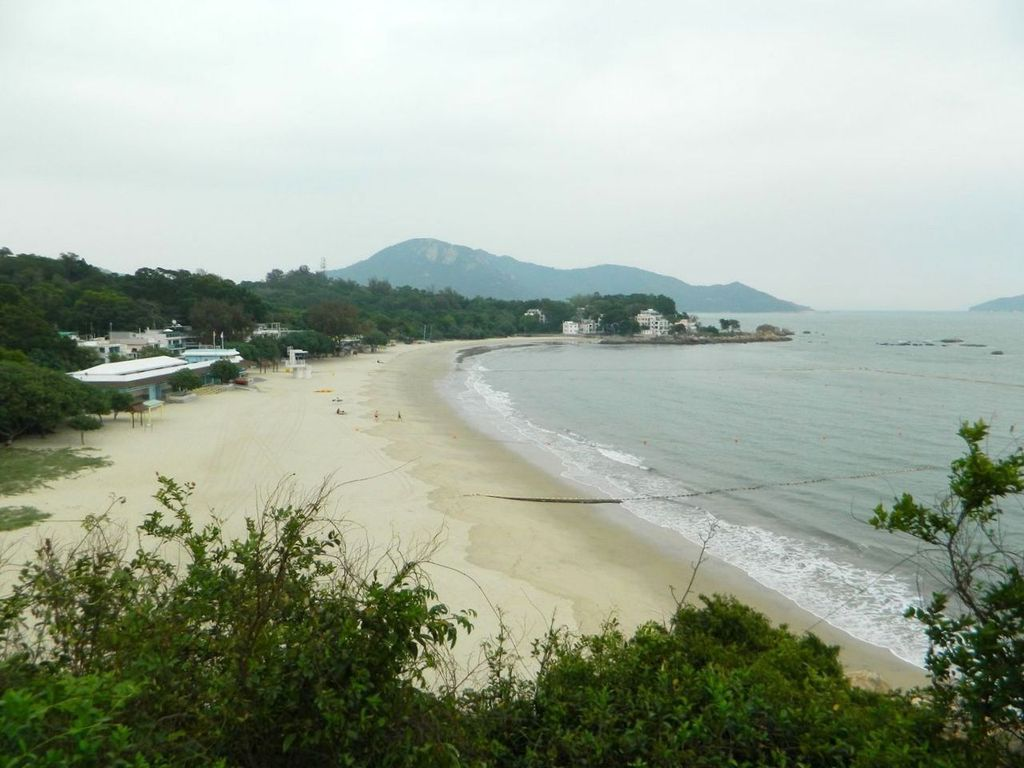 Lower Cheung Sha Beach, Гонокнг
