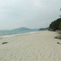 Пляж Upper Cheung Sha, остров Лантау, Гонконг