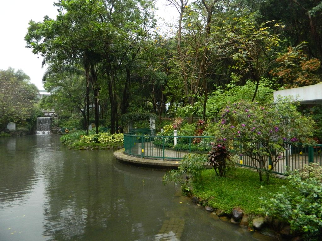 Shing Mun Valley Park, Гонконг