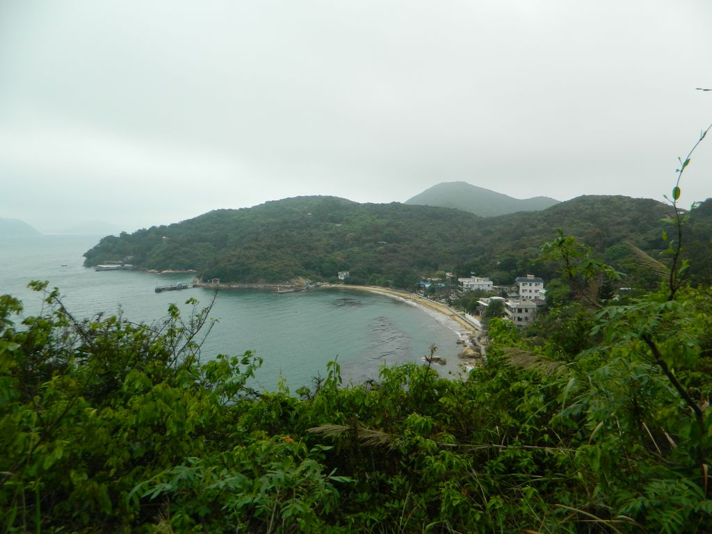 Пляж Mo Tat Wan, остров Ламма, Гонконг
